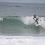 Léo Martin , Lacanau Surf Club