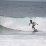 Léo Martin, Lacanau Surf Club