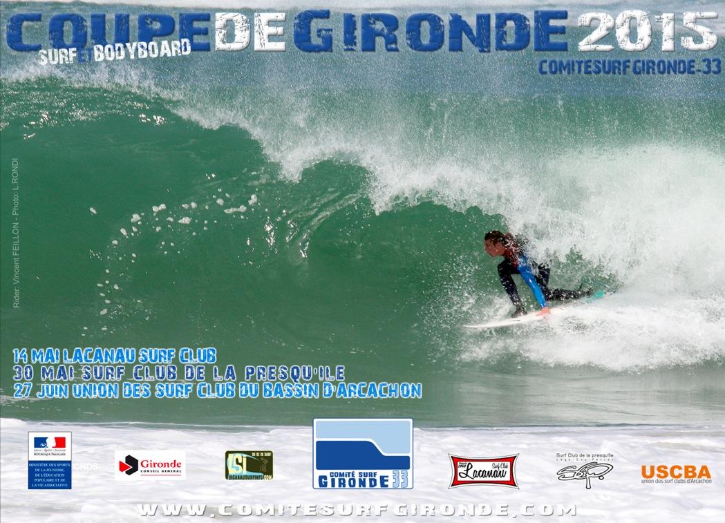 Vincent Feillon, vainqueur Surf Open 2014.