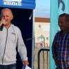 Rondi Laurent (pdt CS33) et Stéph Latella (pdt KKSC)