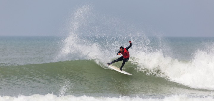 Heremoana Luciani (Carcans Océan Surf Club)