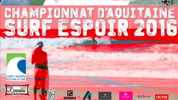 Championnats d'Aquitaine Espoir 2016