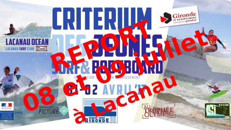 report-critérium-lacanau
