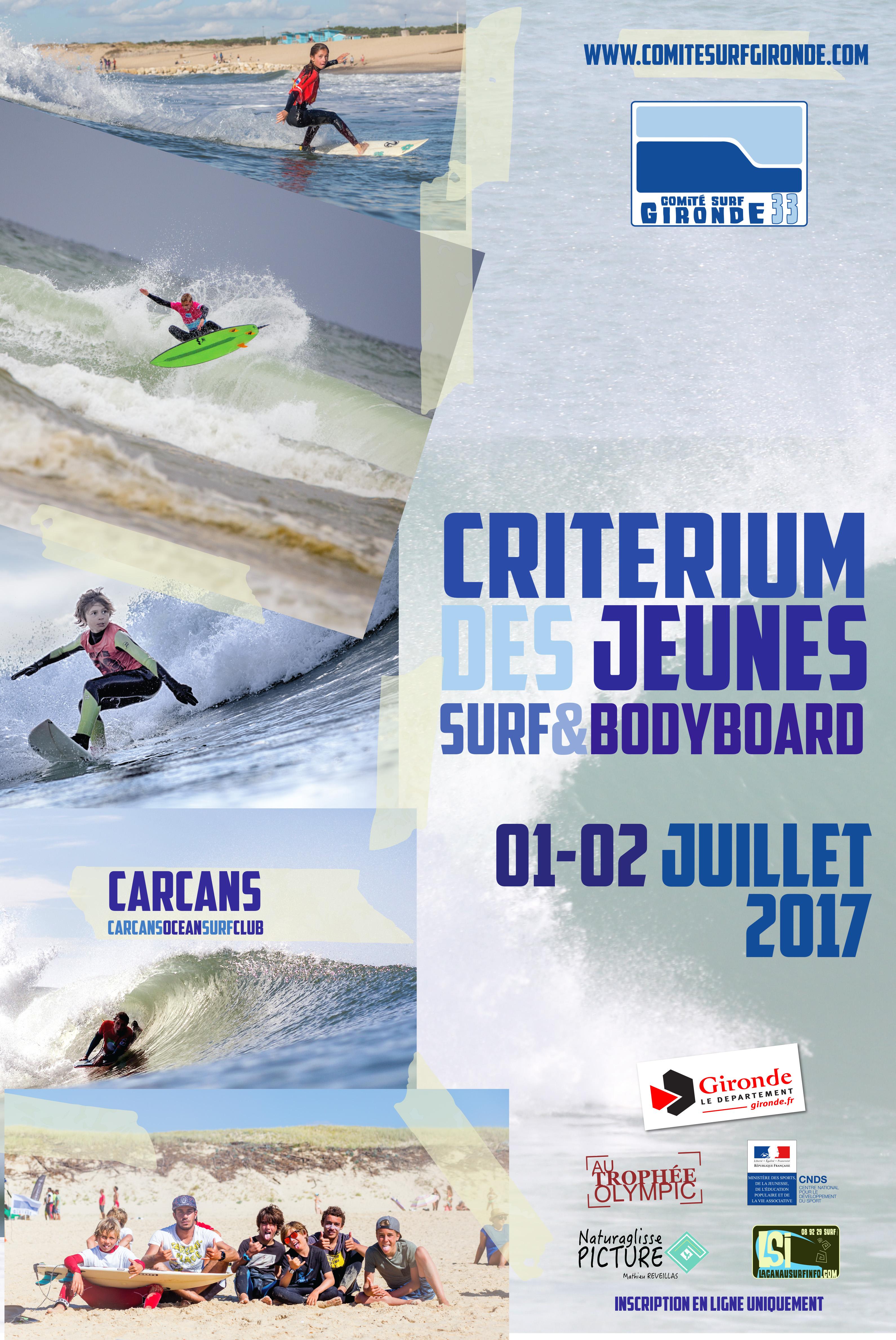 Critérium étape 2/4 à Carcans