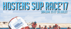 HOSTENS SUP RACE 2017