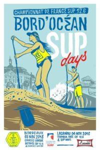 Bord'Océan SUPdays - GIRONDE SUP TOUR 2018