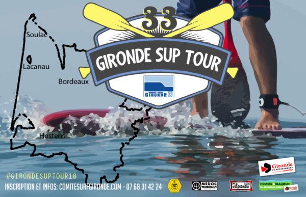 Gironde SUP Tour - Comité Surf Gironde