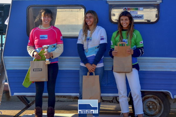 Podium Ondine Junior U18