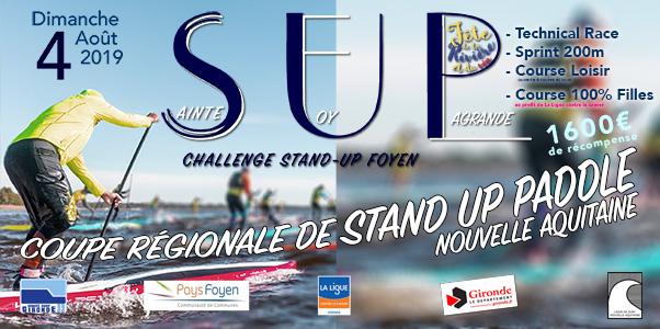Challenge Stand Up Foyen 2019